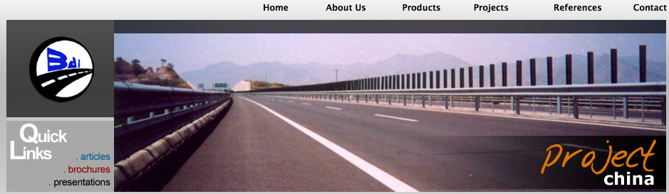 Buton Asphalt International is proud of its smooth surfaces in China